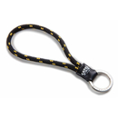 Original Lanyards® CATCH SHORT Schwarz / Gelb