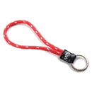 Original Lanyards® CATCH SHORT Rot / Weiß